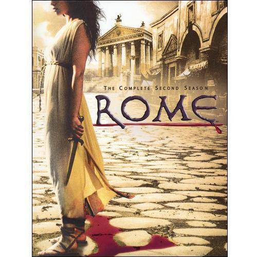 ROME-COMPLETE 2ND SEASON (DVD/WS/5 DISC/ENG-FR-SP SUB)