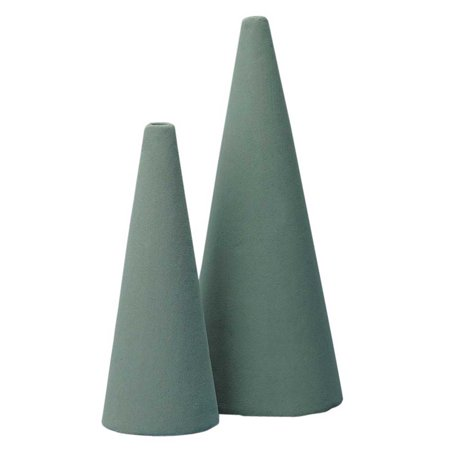 OASIS Floral Foam Cone, 9 in. - 24 per case