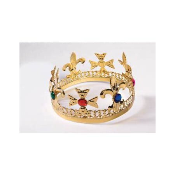 Jeweled Crown (GOLD JEWELED CROWN)