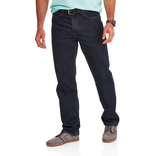 Faded Glory Men's Relaxed Fit Jeans by Faded Glory