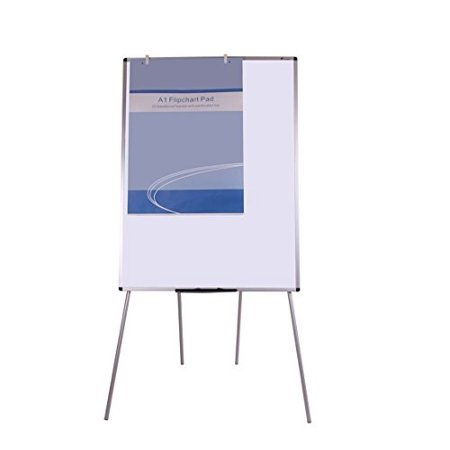 Whiteboard Stand - VIZ-PRO Light Magnetic Four Legs Stand Whiteboard/Flipchart Easel,36