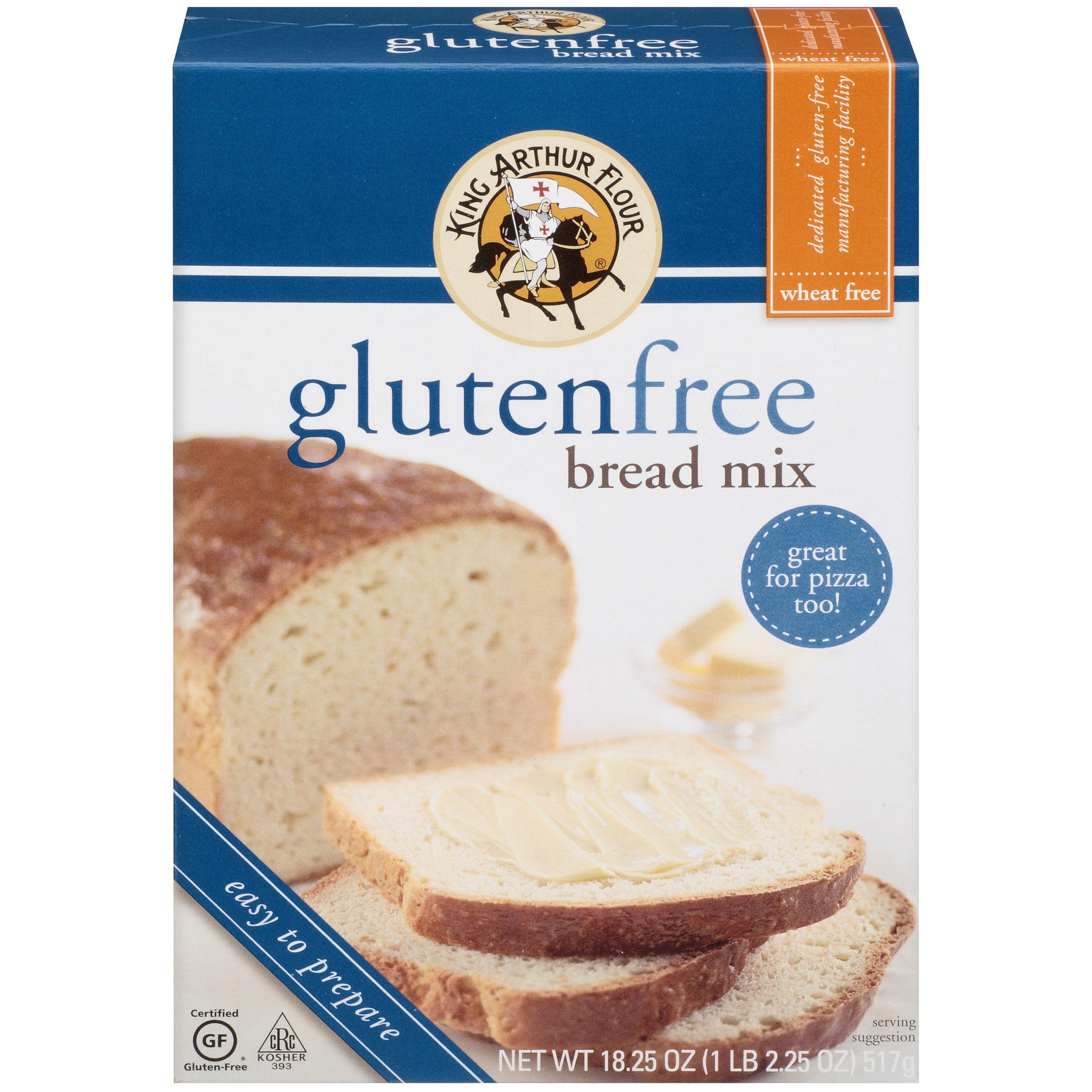 King Arthur Flour King Arthur Bread Mix, 18.25 OZ (Pack of 6)