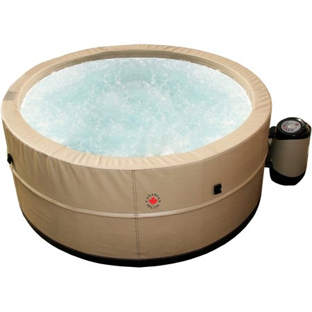 Swift Current 29in Portable Foam Insulated Spa - Walmart.com