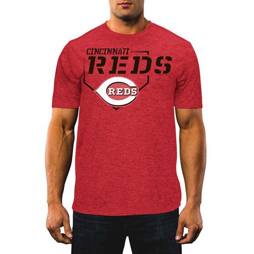 MLB Men's Cincinnati Reds Synthetic Tee
