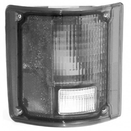 Go-Parts » 1987 - 1991 GMC V1500 Suburban Rear Tail Light Lamp Assembly Housing / Lens / Cover - Left (Driver) Side 5965771 GM2806102 Replacement For GMC V1500 (V1500 Suburban Tail Light Lens)