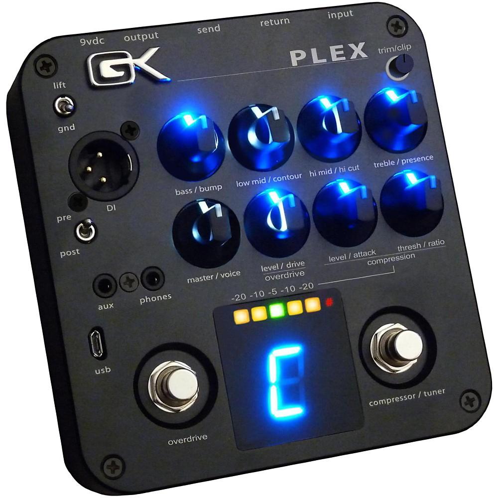 Gallien-Krueger PLEX Preamp Pedal with USB