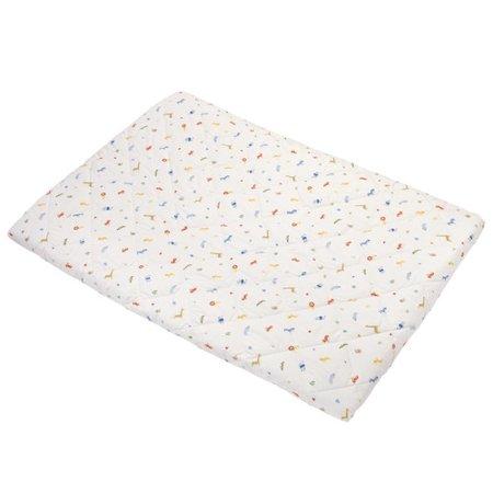 - Carter's 100% Cotton Playard Sheet - Animal Print
