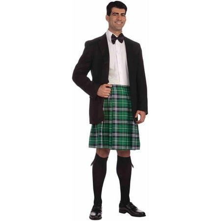 Plus Size Men's Kilt Halloween Costume