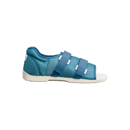 Darco Medical Surgical Shoe (Darco Surgical Shoe Women Blue Lrg 8.5-10)