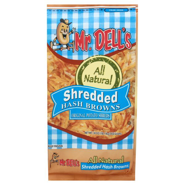 Mr Dell S Hash Browns Shredded 30 Oz Walmart Com Walmart Com Pizza delivery team is equipped with wireless debit technology. mr dell s hash browns shredded 30 oz