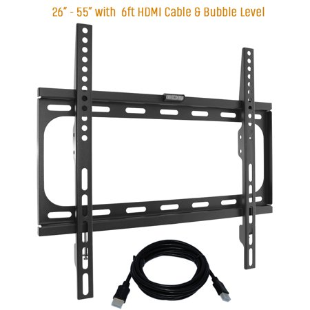 Fixed TV Wall Mount Bracket Fits 26-55