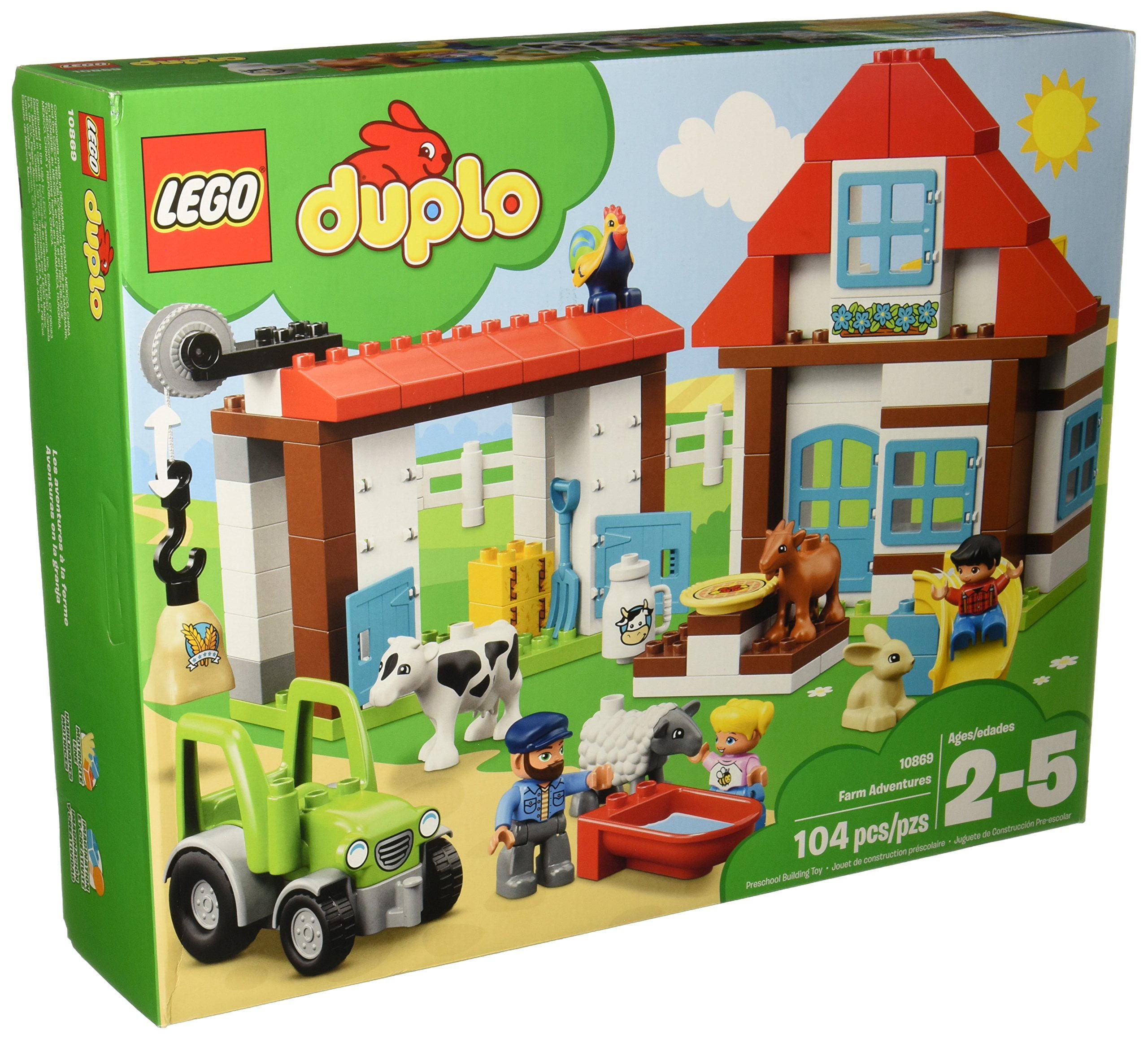 Farm Adventures by Lego