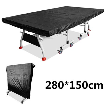 MULTIFUNCTIONAL TABLE TENNIS TABLE BLACK COVER FREE POSTAGE ()