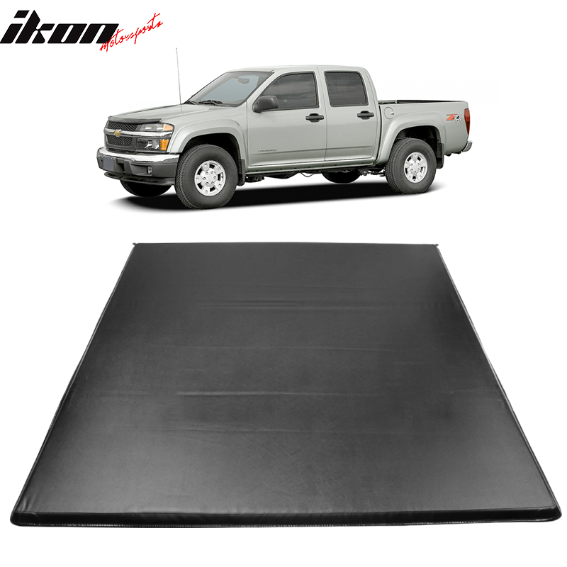Chevy//GMC Colorado Canyon 6ft Access Tonnosport Bed Roll-Up Cover For 15