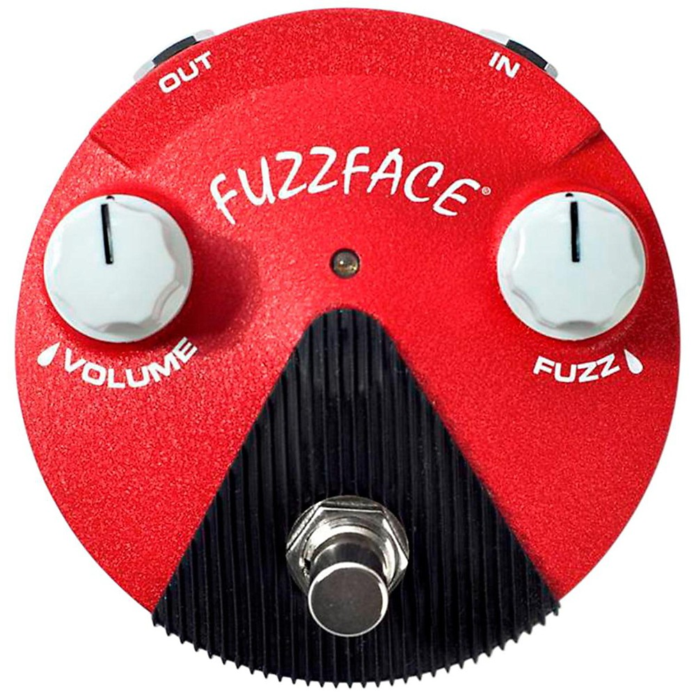 Dunlop Band of Gypsys Fuzz Face Mini Guitar Effects Pedal by Dunlop