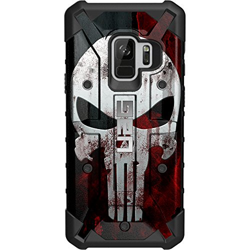 wholesale dealer 73ef1 decd0 LIMITED EDITION - Customized Designs by Ego Tactical over a UAG- Urban  Armor Gear Case for Samsung Galaxy S9 (Standard 5.8