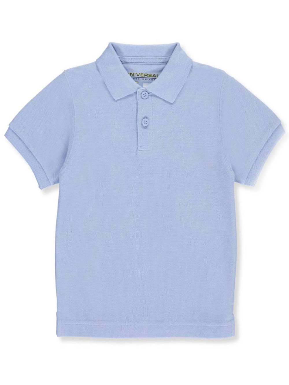 Universal Unisex S/S Pique Polo (Adult Sizes S - 4XL)