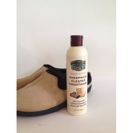 Moneysworth & Best M&B Sheepskin Leather Cleaner Conditioner Protector