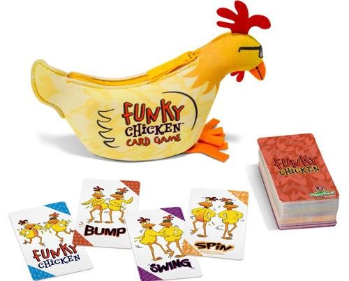Funky Chicken Card Game - image 1 de 1