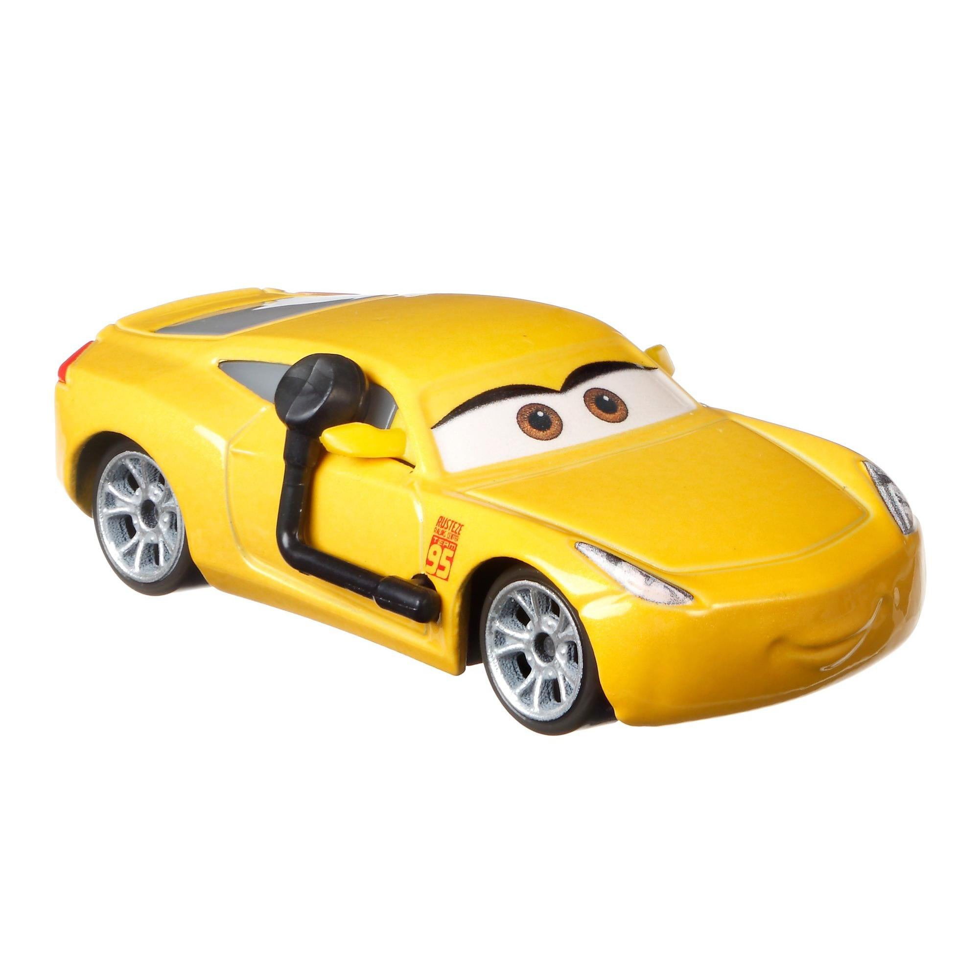 Disney Pixar Cars 3 Cruz Ramirez With Mic Character Vehicle