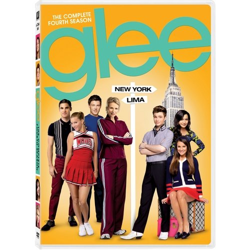 Glee: The Complete Fourth Season (Widescreen)