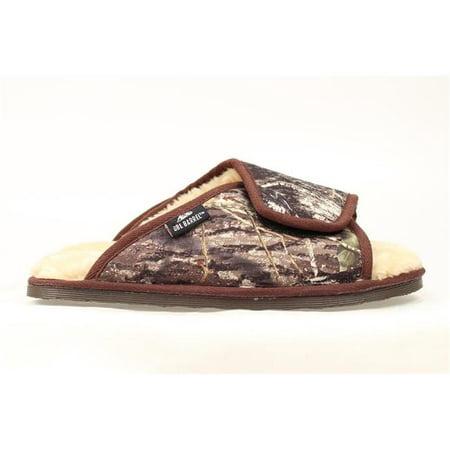 Double Barrel 57810222-XS Youth Slide-In slipper, Mossy Oak - Extra Small