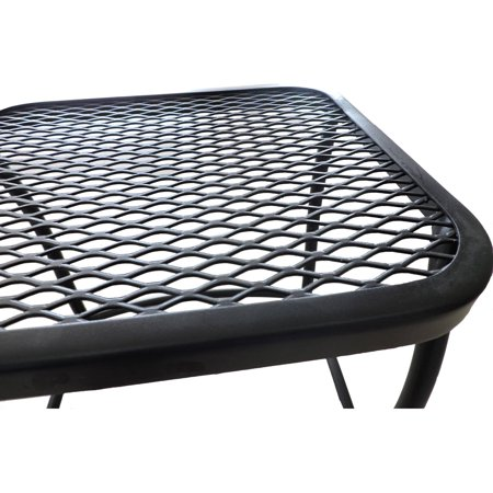 Better Homes And Gardens Seacliff Wrought Iron Nesting Side Tables Best Outdoor Side Accent