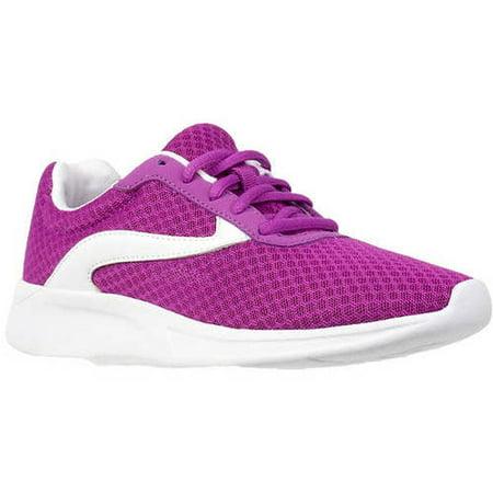 e61cea52396 Athletic Works - Women s Mesh Trainer Athletic Shoe - Walmart.com