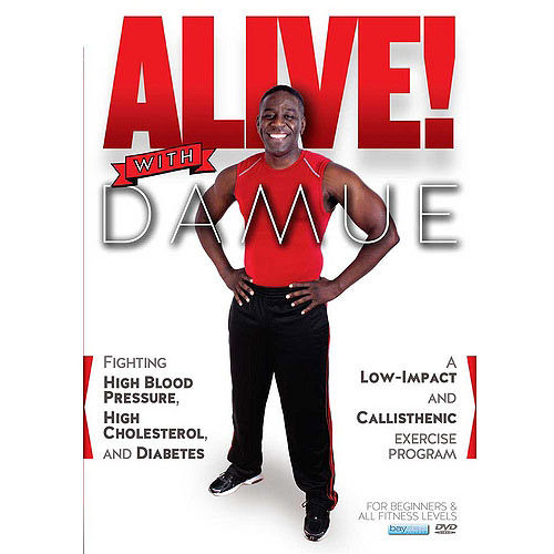 Alive! With Damue: Low Impact And Calisthenic Exercise