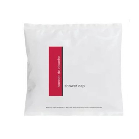 Wyndham Shower Cap Ploybag Case Of 200