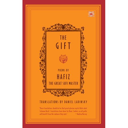 The Gift : Poems by Hafiz, the Great Sufi Master (Boot Gift)