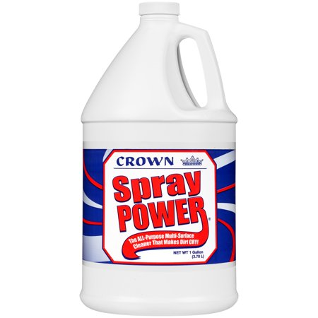 Crown Spray Power  All Purpose Multi Surface Cleaner 1 Gal Jug