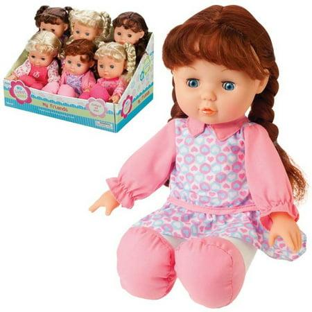 Toysmith Soft Doll, 12