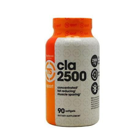 CLA 2500 capsules 90 Ct