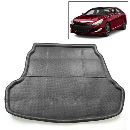 Car Rear Trunk Liner Cargo Mat Floor Tray for CRV (Honda Crv Trunk)