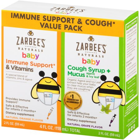 Zarbee S Naturals Baby Immune Support Amp Vitamins And Baby