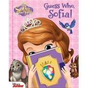 Disney Sofia the First: Guess Who, Sofia!