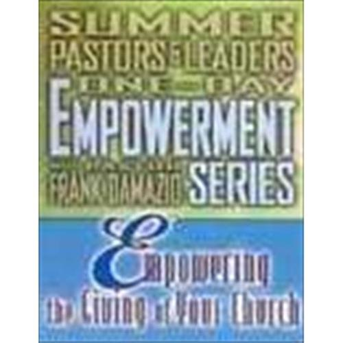 Audio CD-Empowering The Giving Of Your Church (5 CD)