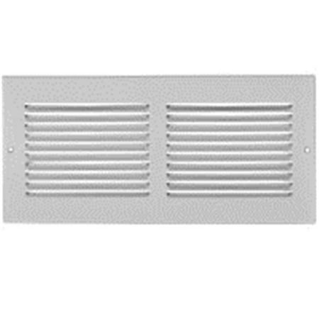 RG0418 White Sidewall Grill Standard 14 x 6 In.