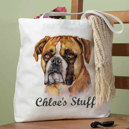 Personalized Dog Breeds Tote Bag