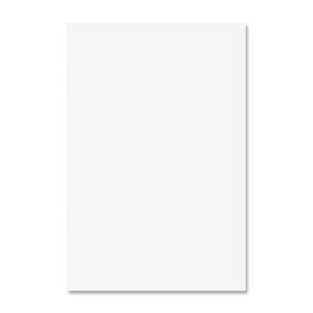 Tops Gummed Memo Pads - 100 Sheet - 15 Lb - 4