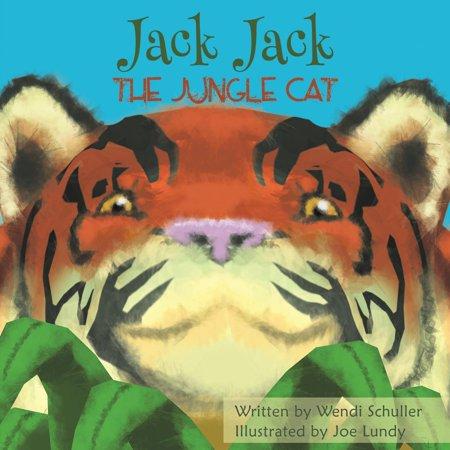 Jack Jack the Jungle Cat (Paperback)