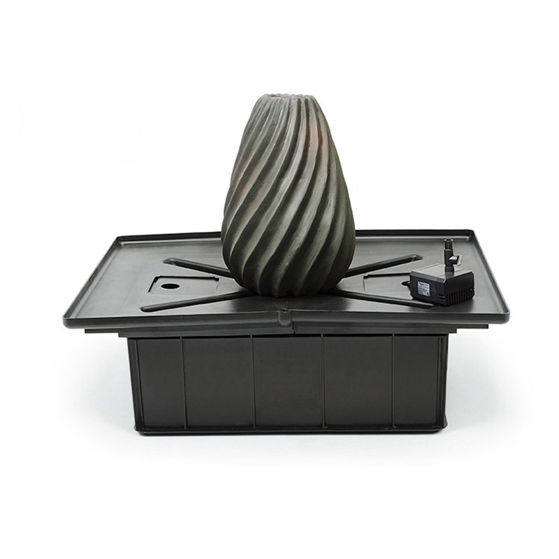 Aquascape Swirly Vase Fountain Kit by Aquascape