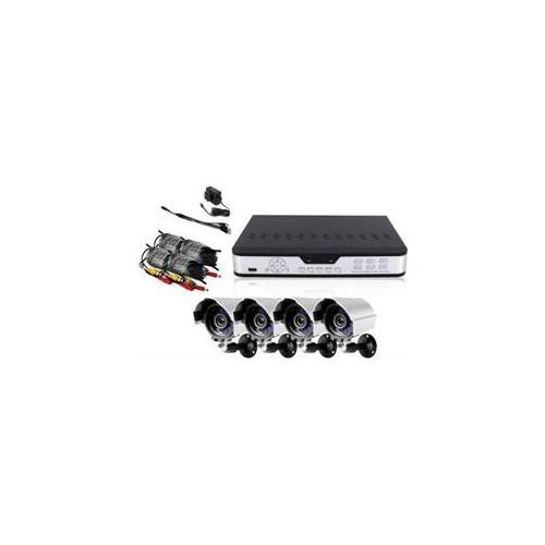 Zmodo PKD-DK0863-NHD 8 Channel H. 264 Level Surveillance DVR Kit