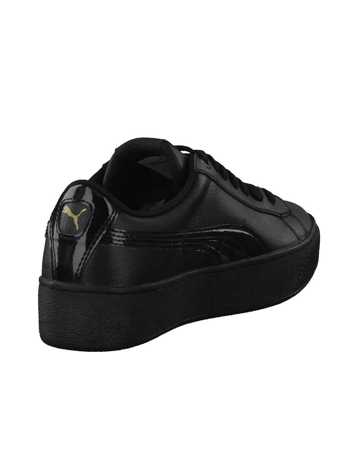 0e7625bfe319d9 PUMA - Puma 364724-02  Vikky Platform Womens Leather Sneaker (6.5 B(M) US)  - Walmart.com