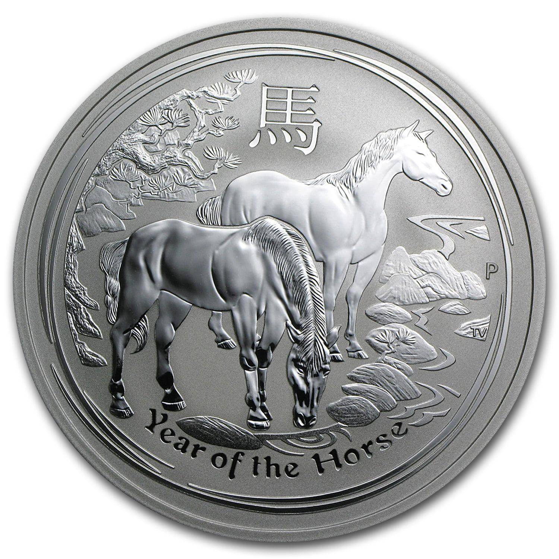 Perth Year Of The Horse 3 Piece .999 Silver Coin Set Elizabeth II Australia