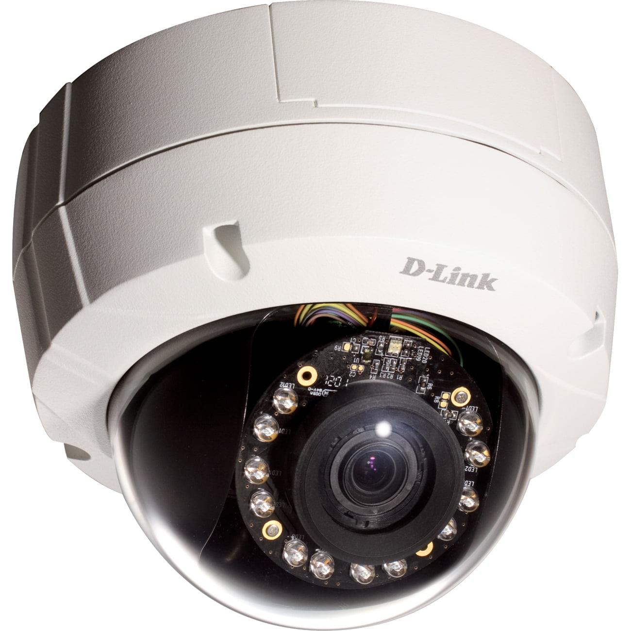 D-Link DCS-6513 3 Megapixel Surveillance Camera 1920 x 1080 (Refurbished) by D-Link