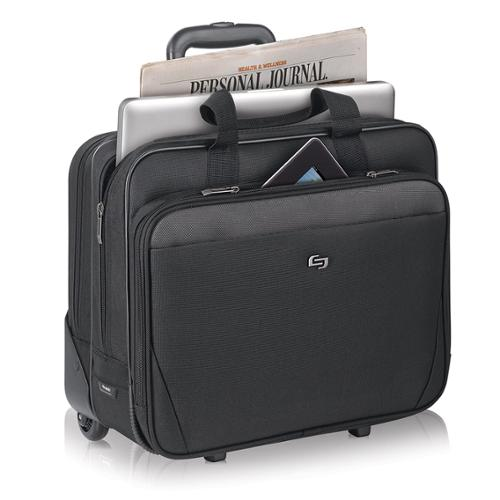 Solo Classic Rolling Carry-on 15.6-inch Laptop Case