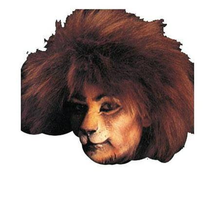 Cat Face Woochie Large](Half Face Halloween Tutorial)