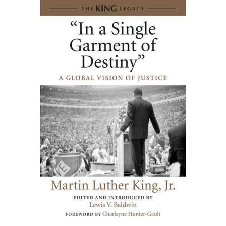 In A Single Garment Of Destiny  A Global Vision Of Justice